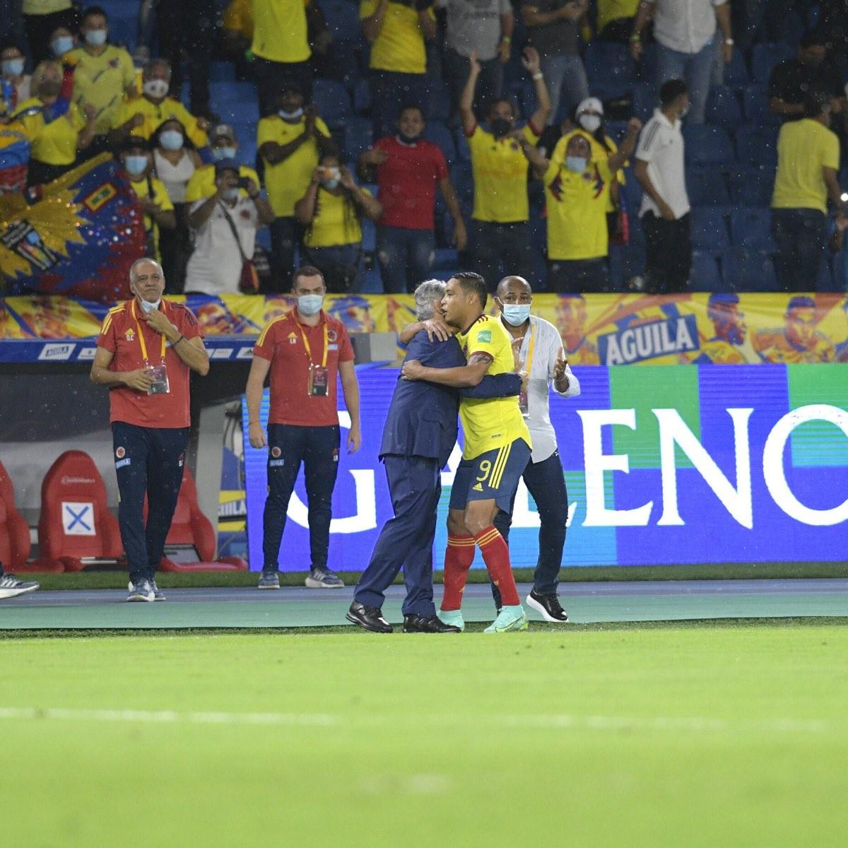 Seleccion Colombia vs Argentina Eliminatorias Sudamericanas 4