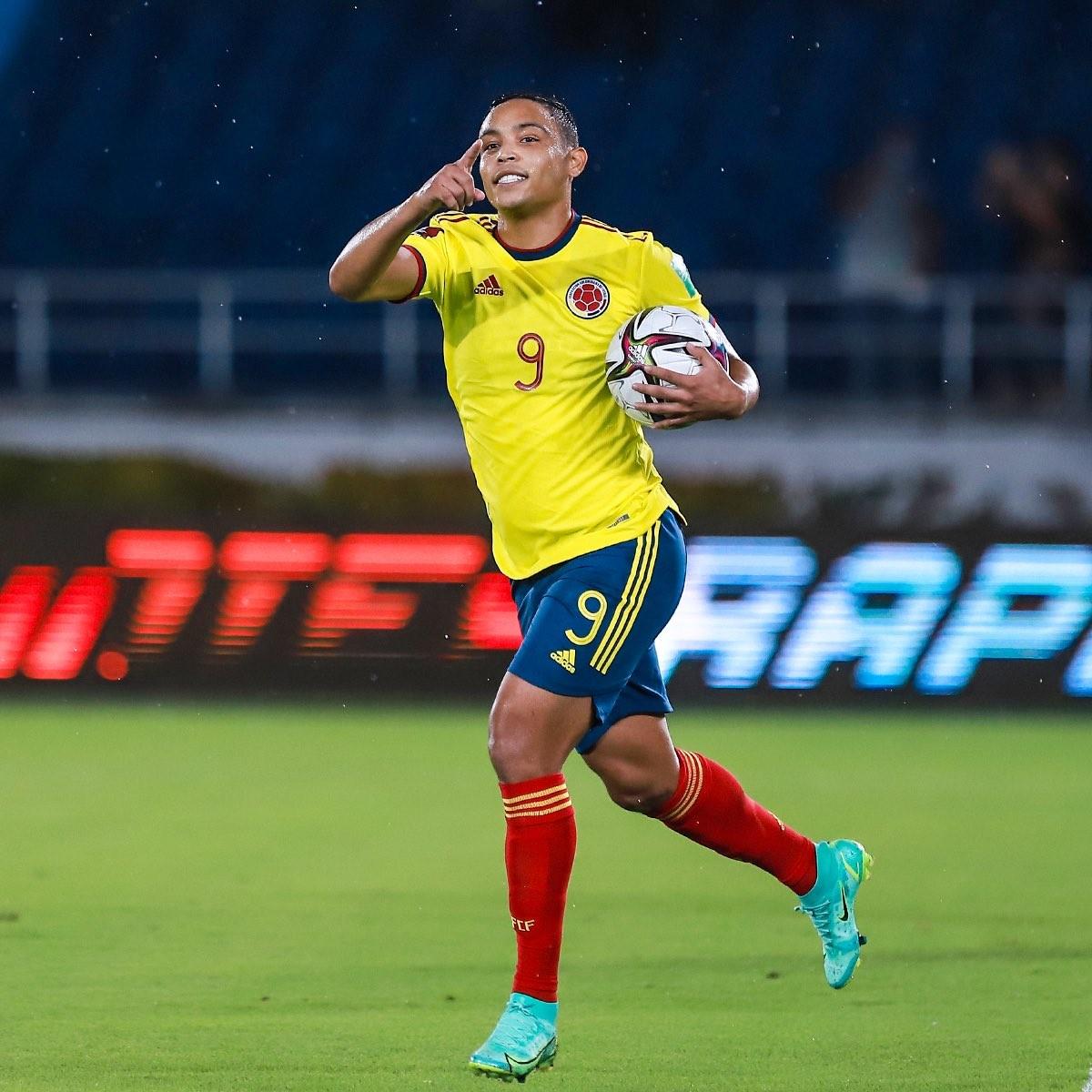 Seleccion Colombia vs Argentina Eliminatorias Sudamericanas 5