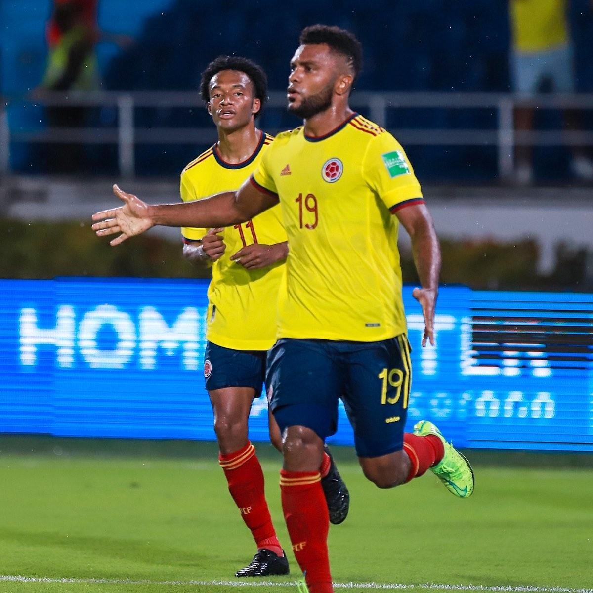 Seleccion Colombia vs Argentina Eliminatorias Sudamericanas 8