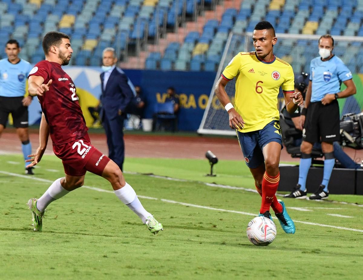 Seleccion Colombia vs Venezuela en la Copa America 4