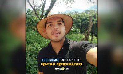 Concejal de Amagá
