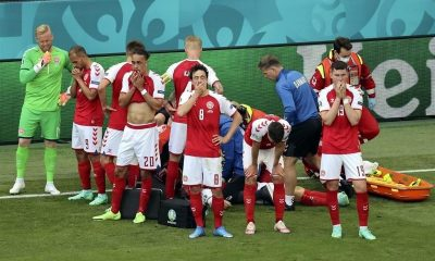 Susto en Eurocopa