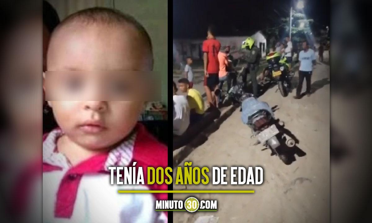 ¡Tragedia! Un bebé murió tras caerle una portería de fútbol encima
