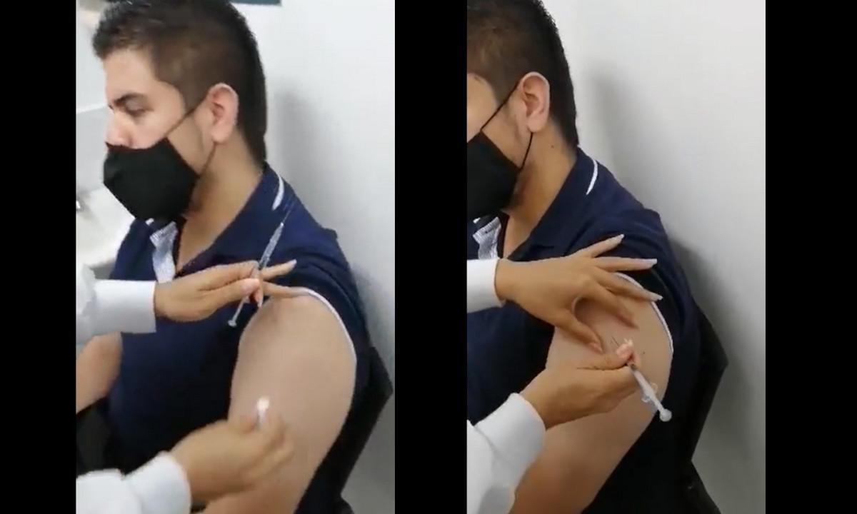 Medellín ya inició con las primeras aplicaciones de la vacuna Janssen