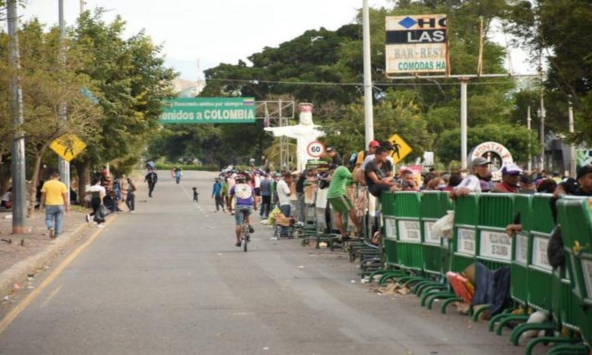 Venezuela-frontera-cerrada-Colombia