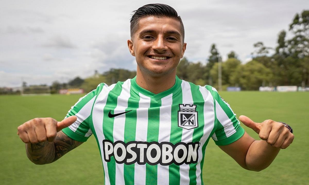Yeison Guzmán-Atlético Nacional