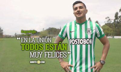 Yeison Guzman de la escuela municipal de La Union a Atletico Nacional