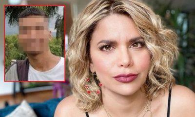 Adriana Lucía habla sobre decapitado en Tuluá