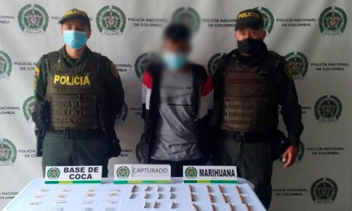 Capturado alias 'La Hormiga' en Itagüí