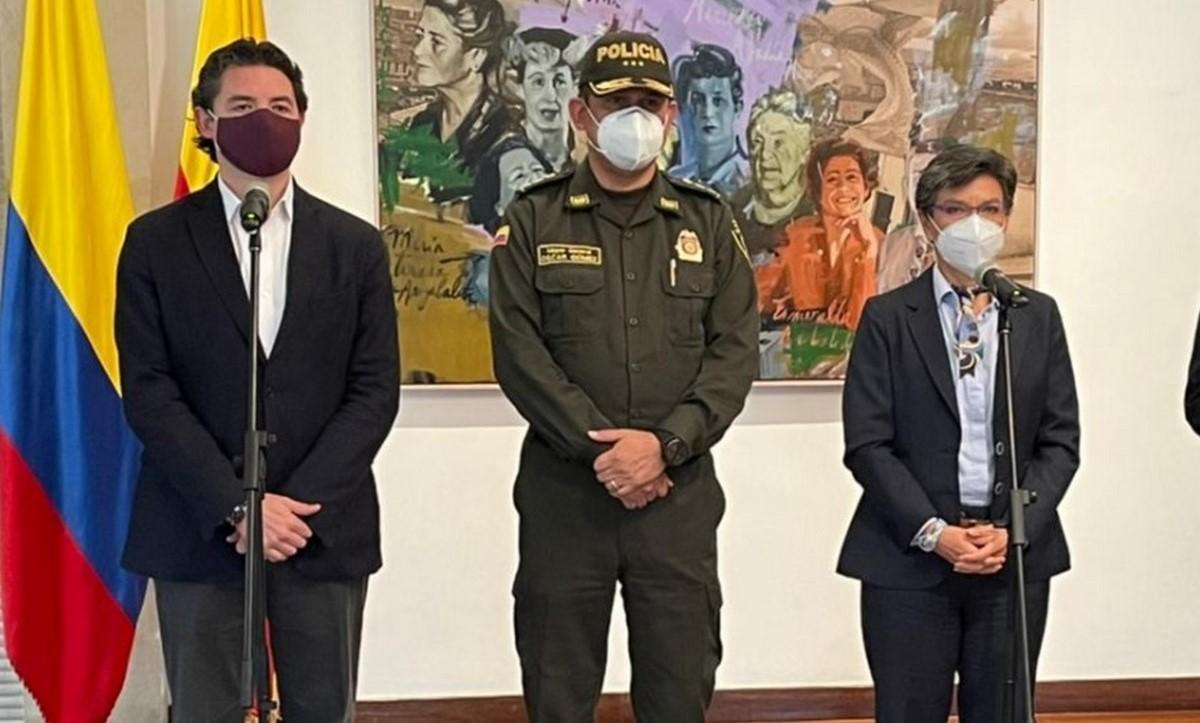 Claudia López anunció al nuevo secretario de Seguridad