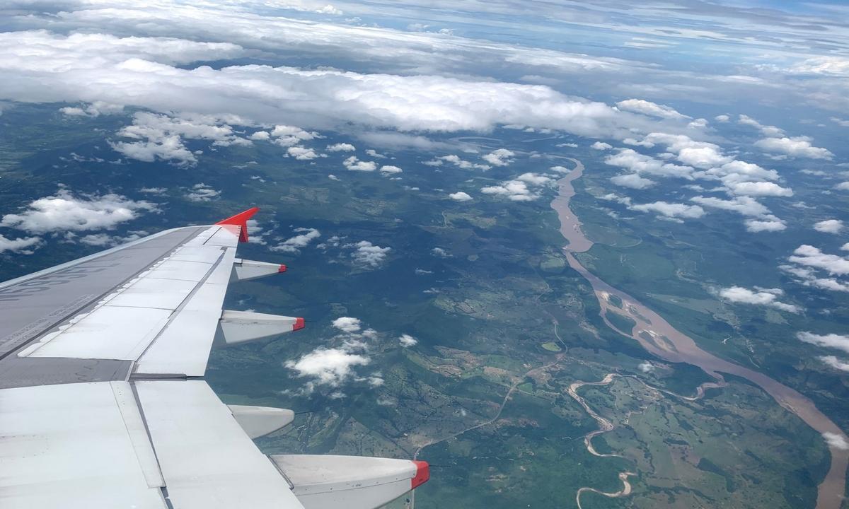 avión meta