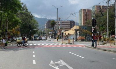 ¡Pilas! Cerrada Barranquilla, a la altura de la UdeA, por manifestaciones