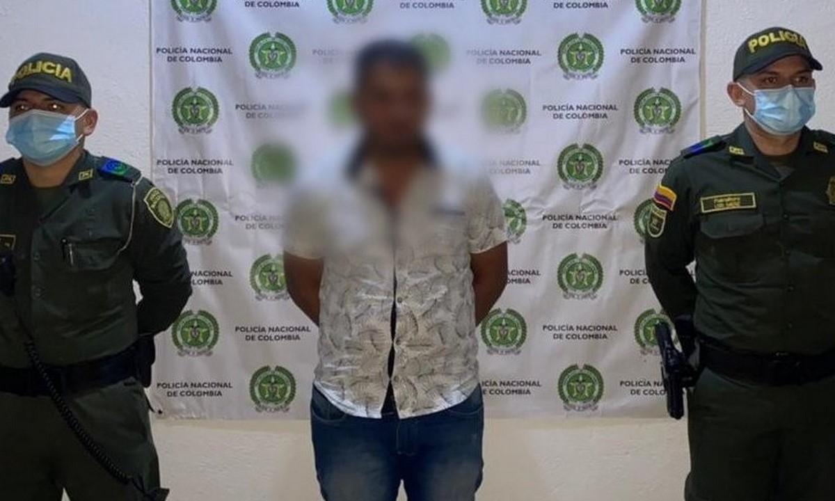 Atacó a su pareja en Argelia, lo denunció y lo capturaron
