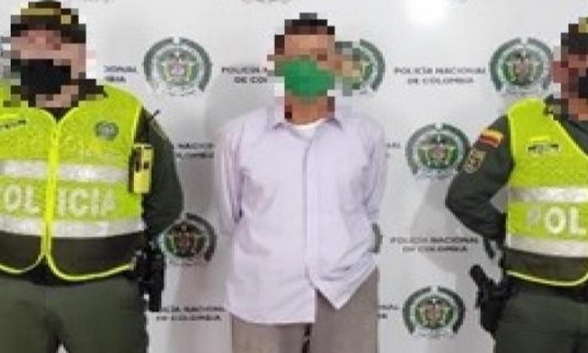 Capturado por acto sexual abusivo con menor de 14 años