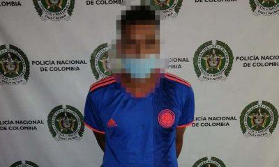 Capturado en Medellín por agredir a su pareja