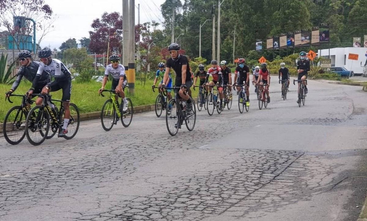 cierres antioquia ciclismo