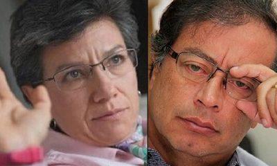 "Claudia López le pidió en Twitter a Petro que ""recapacite"""