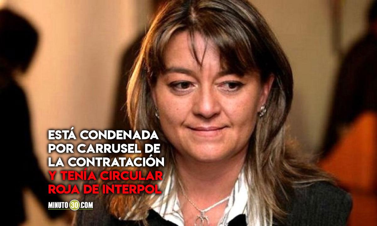 Capturaron en EE.UU. a Liliana Pardo, exdirectora del IDU