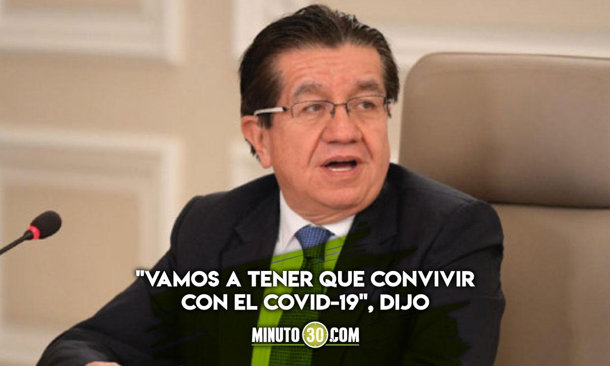 Variante delta llegará a Colombia inevitablemente: MinSalud