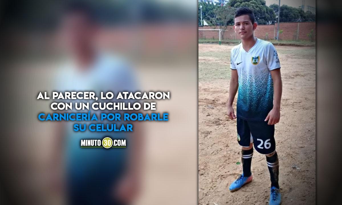 Joven futbolista de 22 años fue asesinado en Bucaramanga