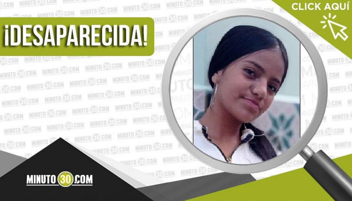 Naifer Divana Vargas Moreno desaparecida