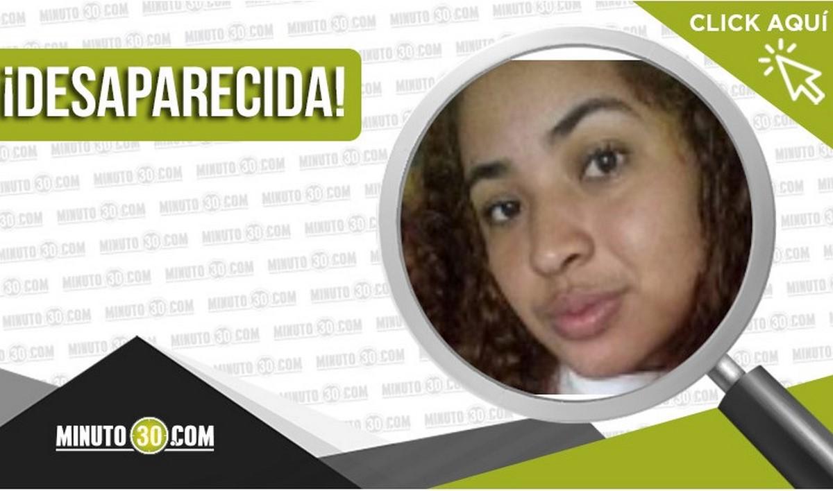 Yaderlis Yulieth Rivero Santos desaparecida