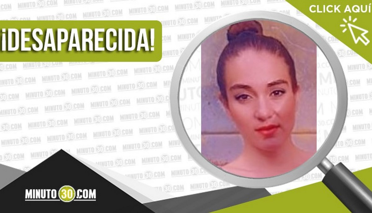 Natalia Urrego Quiroz desaparecida