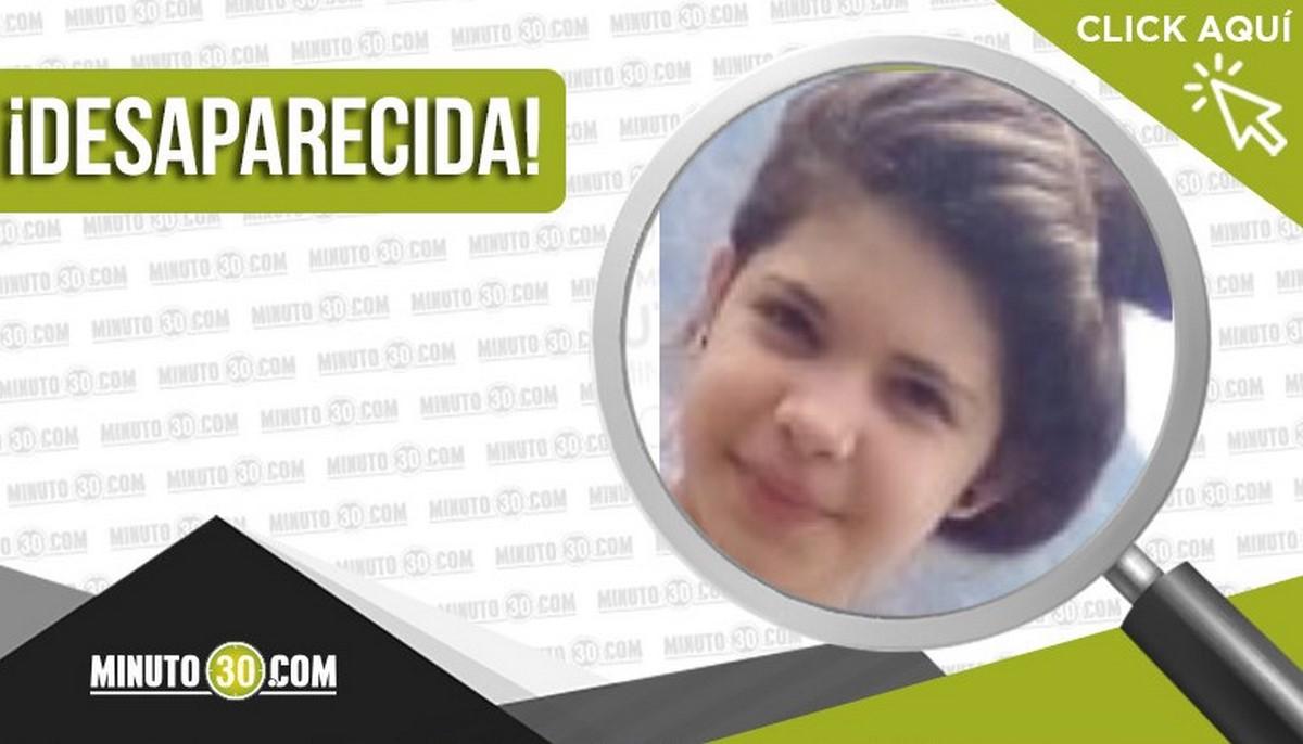 Vannia Alexandra Camargo Arenas desaparecida