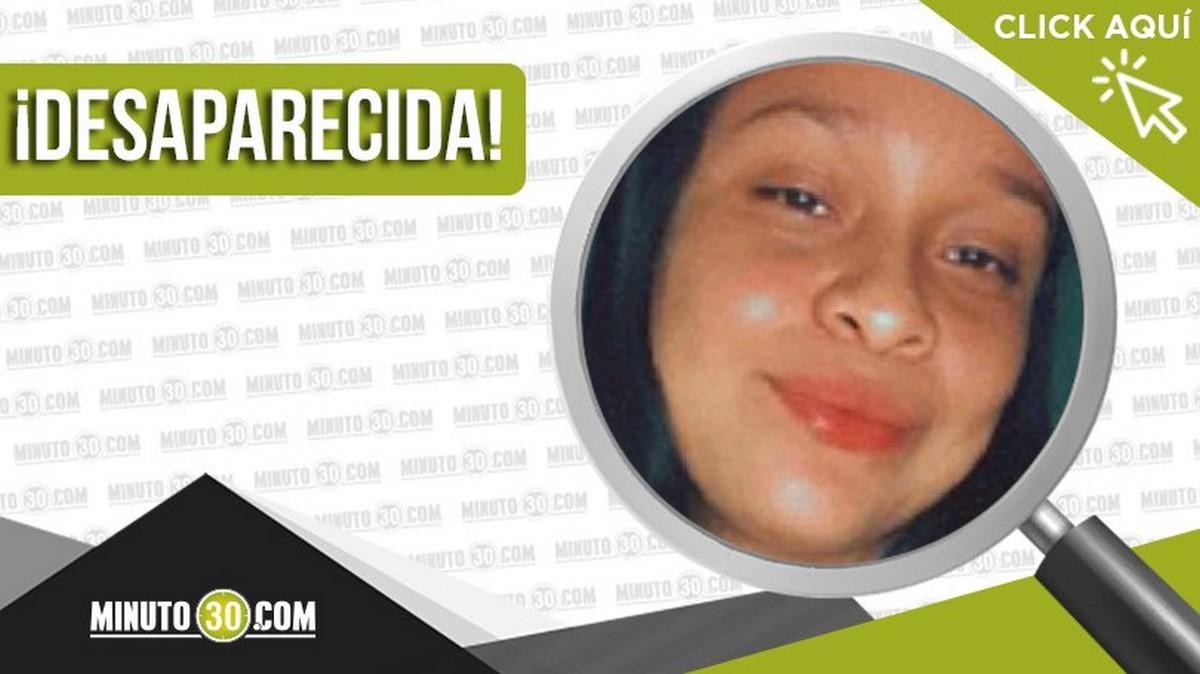 Maira Alejandra Blanco Argumedo de 21 años está desaparecida desaparecida