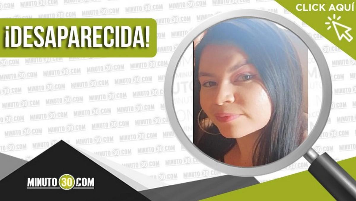 Mayerly Alejandra Vanegas Valencia desaparecida