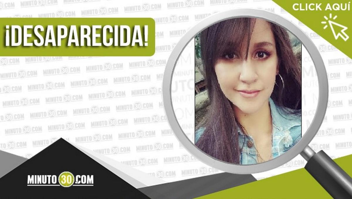 Luz Adriana Giraldo Pérez desaparecida