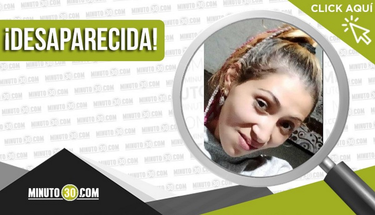 Teresa Alzate Trejos desaparecida