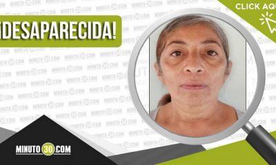 María Antonia Lozada García desaparecida