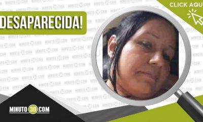 Nancy del Socorro Palacio Pérez desaparecida