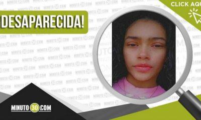 Lisbeth Yamile Gómez Mira desaparecida