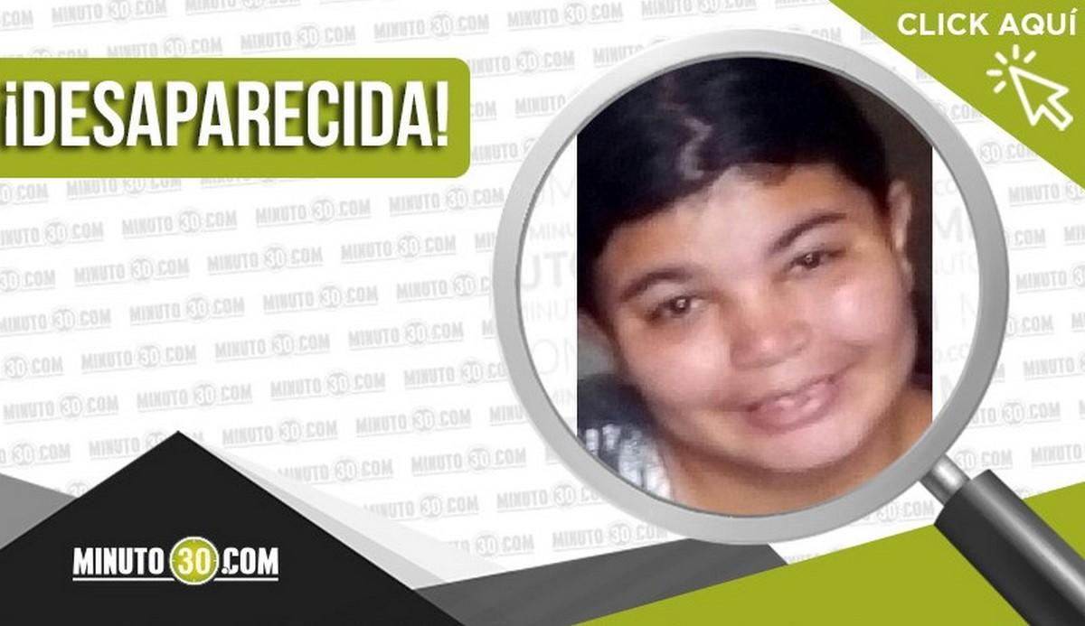 Mónica Yulieth Vallejo Morales desaparecida