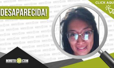 Dayana Estefanía Núñez Díaz desaparecida