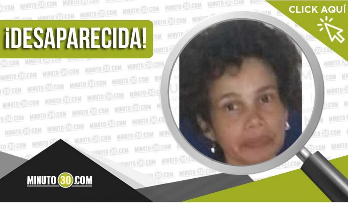 Diana Luz Gómez Vega desaparecida