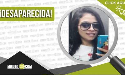 Deisy Viviana Cartagena Herrera desaparecida