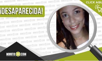 Guesepp Andreina Sarmiento Barreto desaparecida