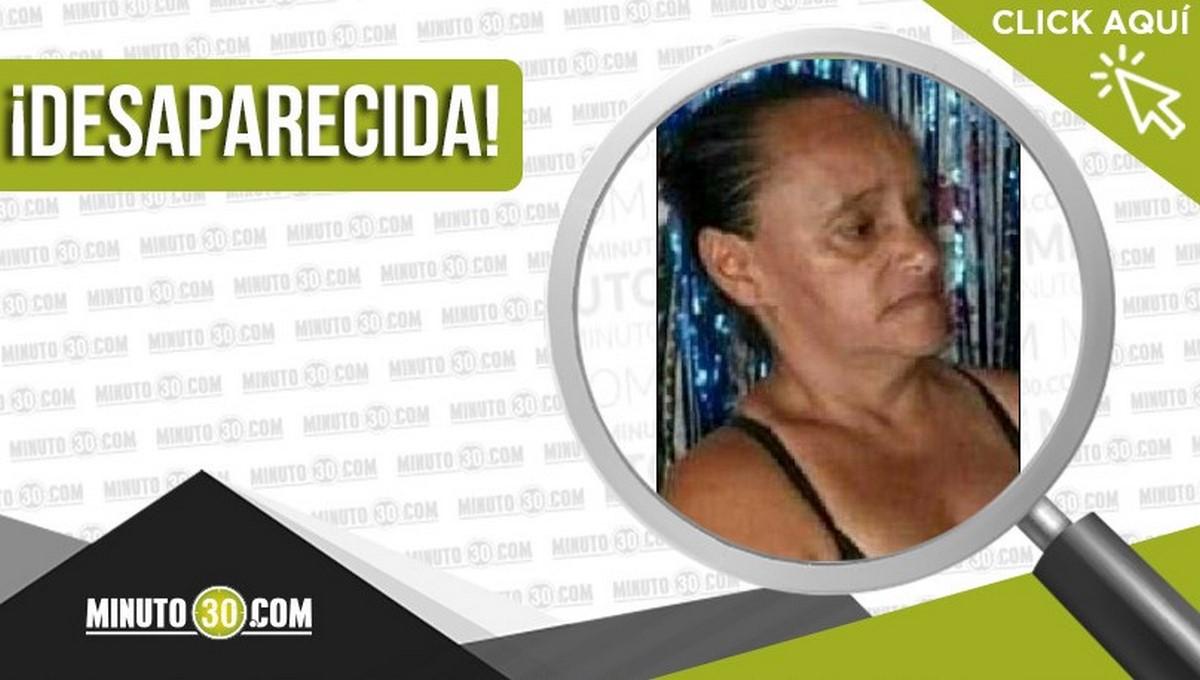 Mary Luz Cano Castañeda desaparecida