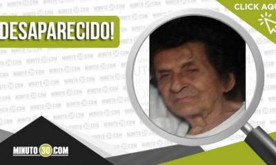 Luis Gabriel Chica Arena desaparecido