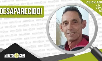 Óscar de Jesús Garcés Romero desaparecido