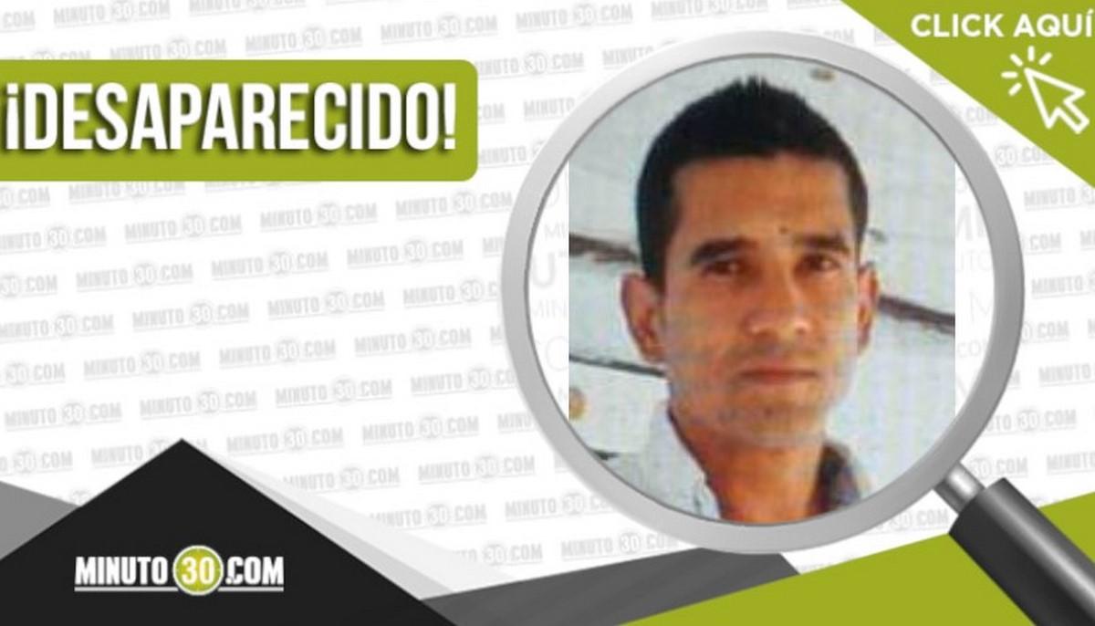 Carlos Eduardo Serna Dávila desaparecido