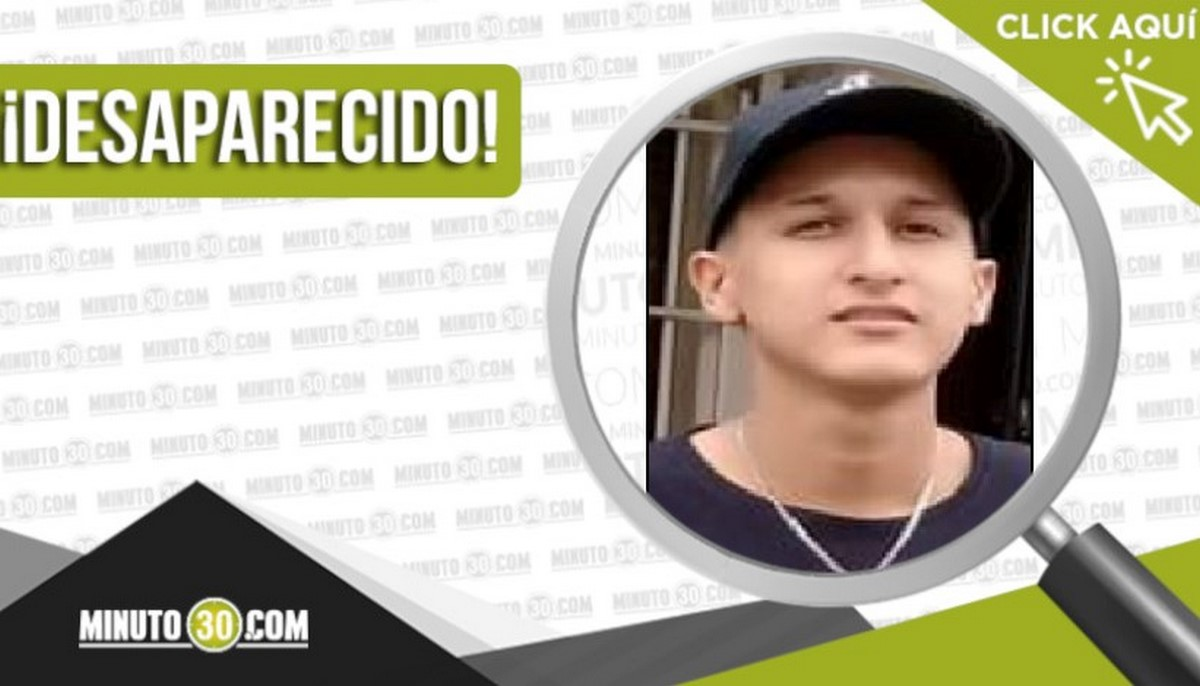 Keyberth Miguel Flórez Guedez desaparecido