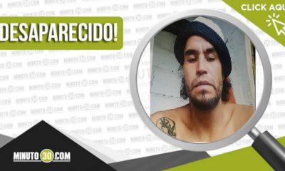 Julián Andrés Ortega Posso desaparecido
