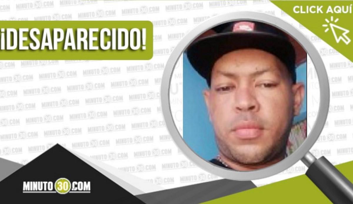 Cristian Javier Mejía Quintana desapareció en Bello