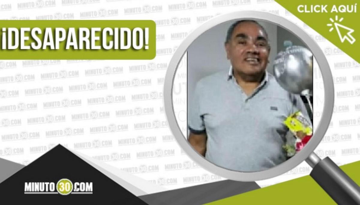 Edgar Estrada desaparecido