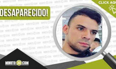 Ferney Alexander Vergara Vergara desaparecido