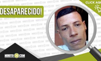 Luis Fernando Cárdenas Hernández desaparecido